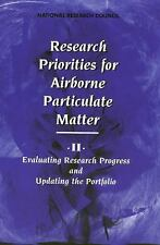 Research Priorities for Airborne Particulate Matter Vol. II : Evaluating...