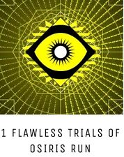 Destiny PS4 Trials Of Osiris GUARANTEED Flawless Run - 3KD / TOP 5 ELO / TOP 1%