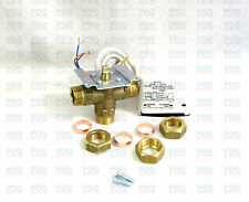 SUNVIC 22mm MID POSITION 3 PORT VALVE & ACTUATOR SDV2211 - FREE NEXT DAY COURIER