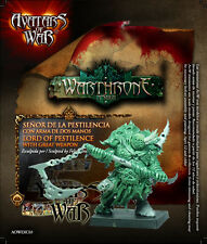 Avatars of War BNIB - Lord of Pestilence with Great Weapon