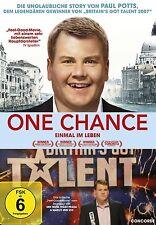 One Chance - Einmal im Leben ( Feel Good Movie / Biopic über Paul Pott ) NEU OVP