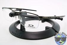 Oakley RX Eyeglasses OX3174-0253 BARRELHOUSE 0.5 Pewter Frame [53-18-139]