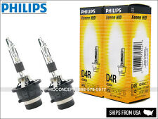 2 NEW Authentic PHILIPS OEM D4R XenEco HID XENON BULBS 42406 PAIR Germany 35W