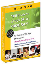 SPEED READING AND STUDY SKILLS PACKAGE -  TECHNIQUES EMPOWER EDUCATION
