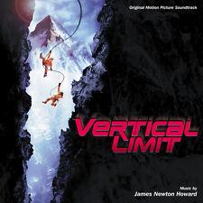 VERTICAL LIMIT (MUSIQUE DE FILM) - JAMES NEWTON HOWARD (CD)