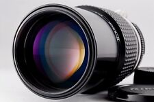 =EXC+++++= Nikon Nikkor Ai 200mm f/4 Telephoto Prime Manual Lens Japan #m12