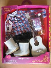 """American Our Generation 18"""" Girl Doll """"Campfire Cutie"""" Deluxe Accessories -New!!"""