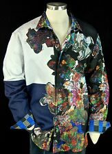 "Robert Graham ""Magical Wings"" NWT $398 Rare Limited Edition 3XL"
