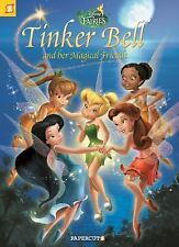 Disney Fairies Graphic Novel #18: Tinker Bell and her Magical Friends  (ExLib)
