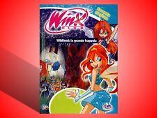 WINX CLUB  SECONDA STAGIONE WILDLAND LA GRANDE TRAPPOLA DVD VIDEO USATO SICURO