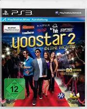 Playstation 3 yoostar 2 * allemand * d'occasion/comme neuf