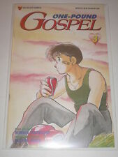 One Pound Gospel #3 Takahashi NM Viz Select Comics 1996
