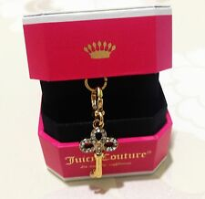 NEW JUICY COUTURE GOLD TONE KEY CHARM, 6J6AR