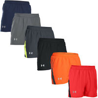 "Under Armour 2016 Mens UA Launch 5"" Run Sports Running Gym Training Shorts"