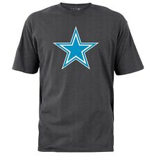 ($25) Dallas Cowboys nfl NEON LONE STAR Jersey Shirt Tee ADULT Men's M-MEDIUM
