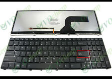 New US laptop keyboard ASUS G53 G60 G73 G51 G72 K52 K53 X73 backlit/backlight