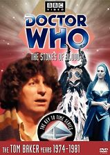 Doctor Who DVD The Stones Of Blood  - Tom Baker 1978 Episode 100 BBC AMERICA