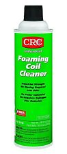 CRC Foaming Coil Cleaner, 18 oz Aerosol Can, Clear/Yellow model number 03196 NEW