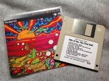 Roland MIDI File Disk - Hits Of The 70s First Half