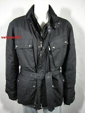 NWT $695 Polo RALPH LAUREN RLX Military/Utility Wax-Coated Jacket Black sz XXL
