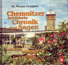Chemnitz = Chemnitzer bebilderte Chronik und Sagen/1.Auflage/1993/bebildert/RAR!
