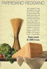 X1549 Parmigiano Reggiano - Pubblicità del 1991 - Vintage advertising