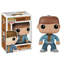 THE GOONIES MIKEY VINYL FIGURE POP MOVIES BRAND NEW FUNKO GREAT GIFT