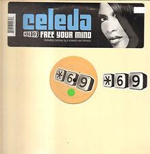 CELEDA - Free Your Mind - Star 69