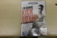 VAN DAMME KICK BOXER KICKBOXER       BRAND NEW SEALED GENUINE UK DVD