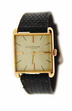 Girard Perreguax Vintage 17J 18K Yellow Gold Watch