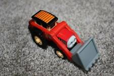 Thomas & Friends Wooden Rail Jack Tractor Loader the Train Wood Red Tank Engine