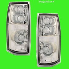 Holden Commodore VT VU VX VY VZ Clear Wagon Ute Altezza Tail Lights Right Left