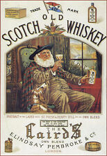 Lairds Old Scotch Whiskey E Lindsay Pembroke & Co  Poster Print