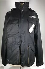 10.Deep - XD'08- Limited Edition Black Jacket Men's Size Small Motorcycle Style
