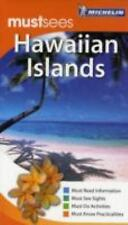 Michelin Must Sees Hawaiian Islands (Must See Guides/Michelin)-ExLibrary