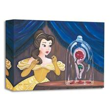 """Paige O'Hara """"Enchanted Rose"""" Disney Limited Edition Giclee on Canvas"""