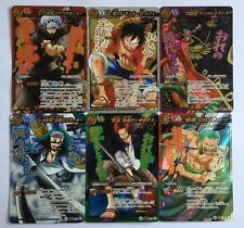 One Piece Miracle Battle Carddass Super Omega Set OP14 6/6