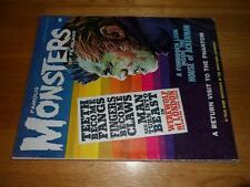 Solid Mid-Grade Famous Monsters #24 Warren Publishing from 1963