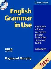 English Grammar In Use with Answers and CD ROM: A Self-study Reference and Pract
