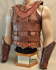 Faun Leather Battle Armor (2005, Lion Witch & Wardrobe) production-used Costume