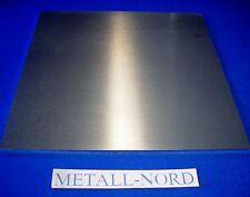 PLATTENZUSCHNITT 300x300x6mm Hochfest AlZnMgCu1,5 T651 Aluminiumblech Alu