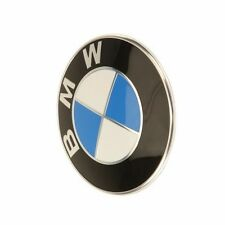 GENUINE Front Hood Badge Emblem Sign Logo Roundel for BMW 6 7 Series X1 X3 X5 X6