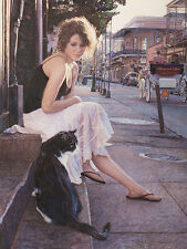 """Companions of the Big Easy"" Steve Hanks Limited Edition Giclee Canvas"