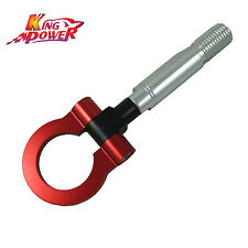 NEW RED T2 CNC ALUMINUM RACING TOW HOOK FOR Mitsubishi Lancer Evo EX