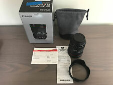 Canon EF 24-70mm f/2.8 L II USM Lens - under USA Warranty - Mint Condition