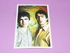 N°103 OASIS GALLAGHER PANINI SMASH HITS PLANET POP 1998 FRANCE COLL. '99