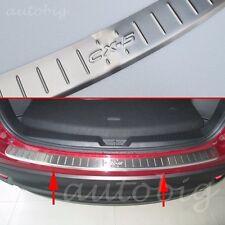 Steel Rear Bumper Protector Trunk Sill Plate FOR Mazda CX5 CX-5 2012-2016