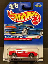 2000 Hot Wheels #061 First Editions 1/36 Ferrari 365 GTB/4 - 23928