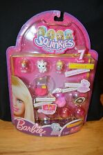 Blip Toys SQUINKIES BARBIE SERIES 7 Blister Pack with Tiny Toys ballerina