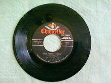 FRANKIE AVALON: The Puppet Song/A Perfect Love (Chancellor, 45)